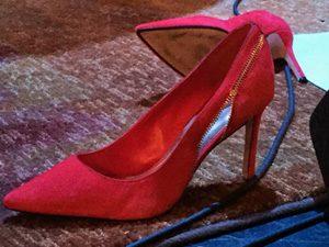 Cassandra Wilson's Shoes